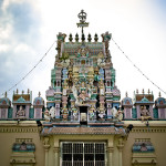 Hindu temple Mahamariamman