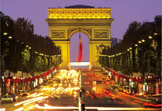 Arc_de_Triomphe_Paris_Educa_jigsaw