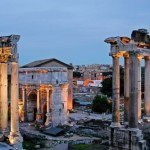 The Imperial Forums (Fori Imperiali)