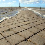 Passage du Gois: the road that exists only for a few hours a day