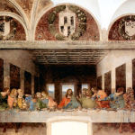 The Last Supper in Santa Maria delle Grazie