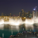 Dubai Fountains (The Source of Dubai)