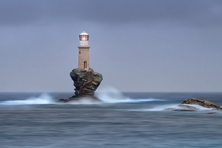 Andros island (Greece)