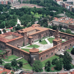The Castello Sforzesco