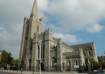 DUB Dublin - St Patricks Cathedral 01 3008x2000