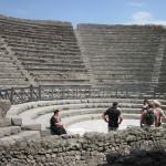 Помпеи. Малый театр