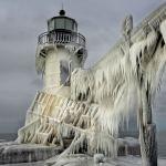 St. Joseph North Pier Michigan USA