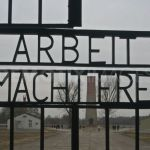 The concentration camp of Sachsenhausen