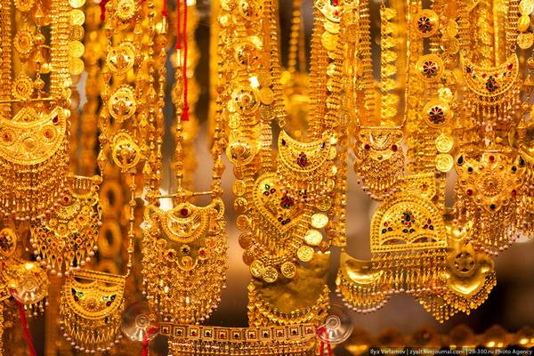 Gold Souk Microtravelling