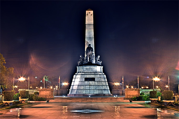 Rizal Park Microtravelling
