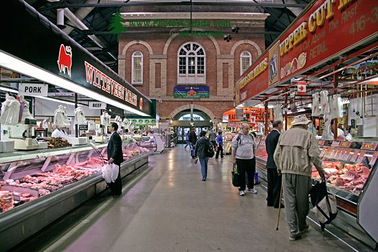St Lawrence Market Microtravelling