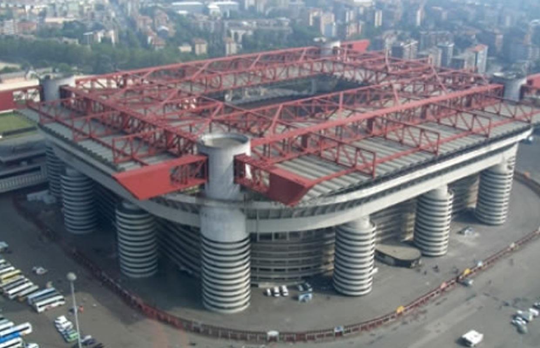 terzo anello stadio san siro milan - photo#47