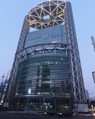 Jongno Tower Top Cloud Restaurant