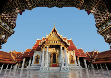 10 Wat Ben Chamabophit