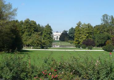 Parco Sempione di Milano