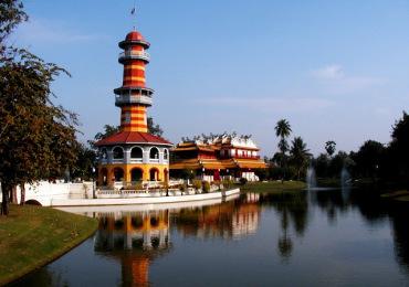 bangkok - residenza estiva 14
