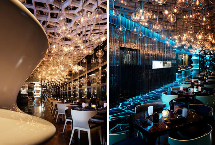 20 of the best interior design of restaurants and bars in The best design in the world
