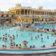 The thermal baths of Budapest